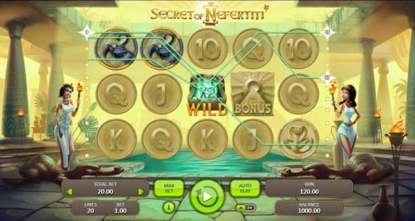 Images of Secret of Nefertiti