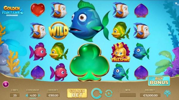 Images of Golden Fish Tank 2 Gigablox