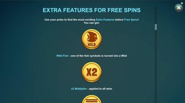 Casino Codes - Extra Feature