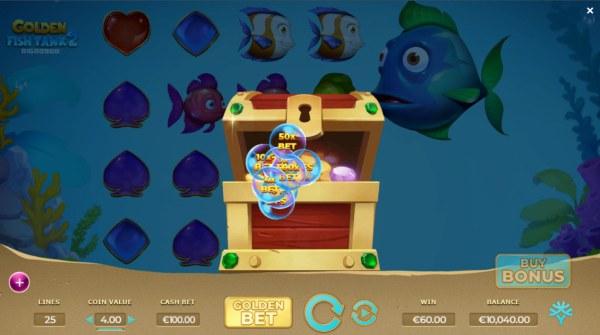 Golden Fish Tank 2 Gigablox by Casino Codes