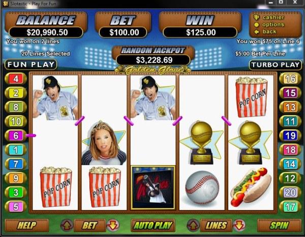 Casino Codes image of Golden Glove