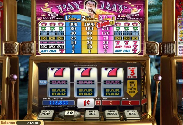 Pay Day by Casino Codes