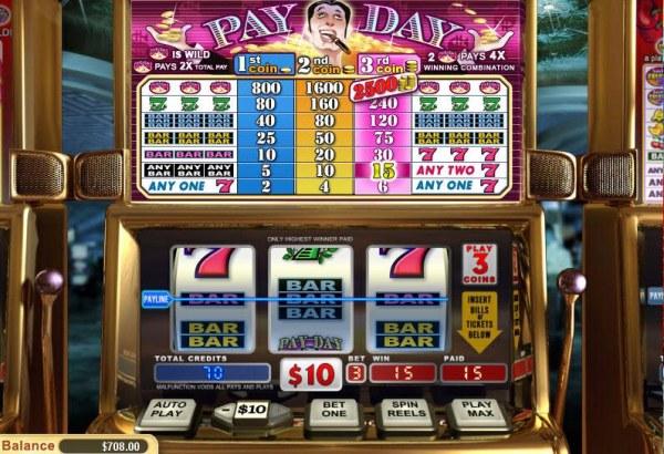 Pay Day screenshot