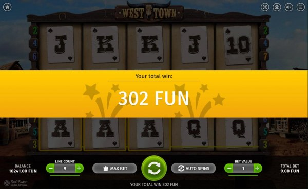 Free Spins feature [ays out a total of 302 coin. by Casino Codes