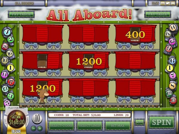 Images of All Aboard