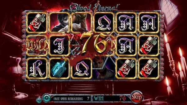 Blood Eternal by Casino Codes