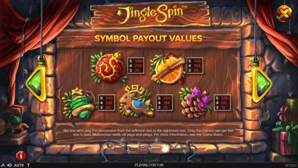 Jingle Spins by Casino Codes