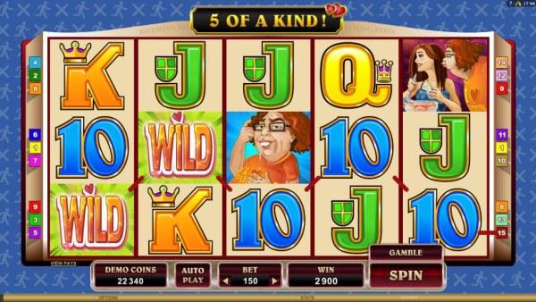Casino Codes image of Rhyming Reels - Georgie Porgie