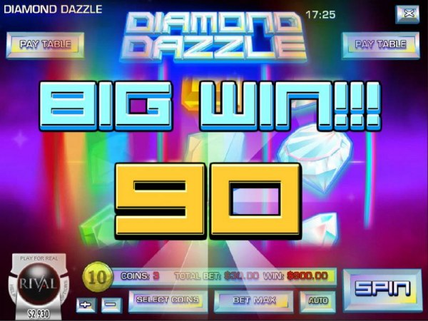 Diamond Dazzle by Casino Codes