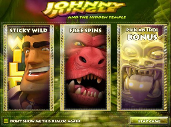 Casino Codes image of Johnny Jungle