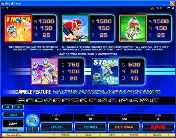 Pedal Power screenshot