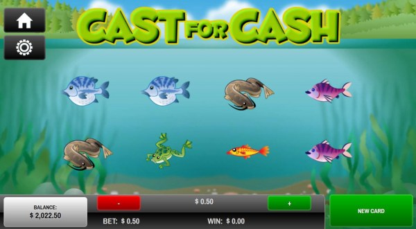 Cast for Cash screenshot