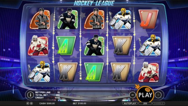 Casino Codes image of Hockey League