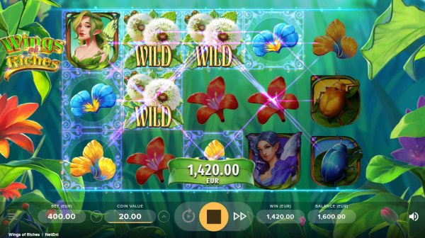 Wings of Riches screenshot
