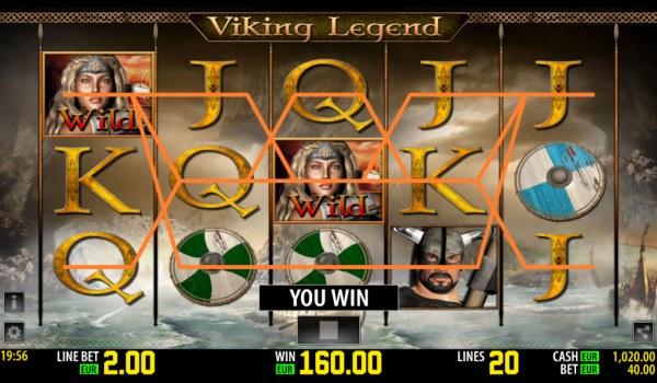 Images of Viking Legend