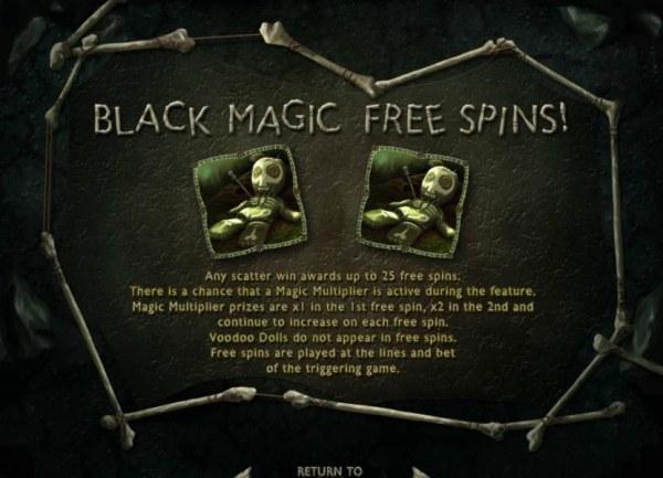 Voodoo Magic by Casino Codes