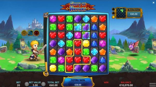 Casino Codes - Cluster Wins