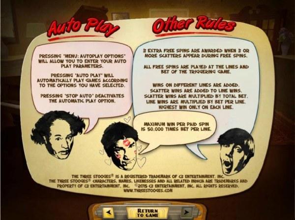 The Three Stooges Brideless Groom screenshot