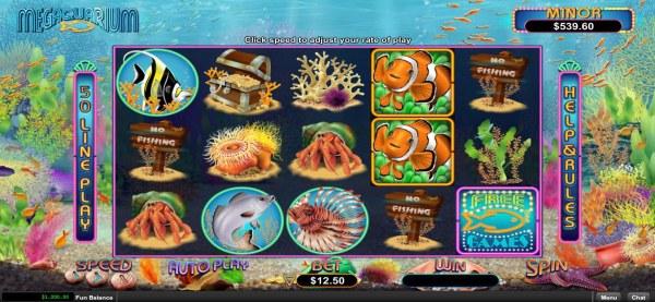 Megaquarium by Casino Codes