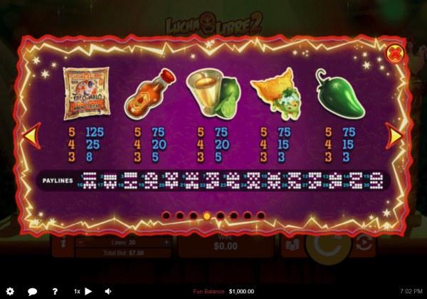 Casino Codes image of Lucha Libre 2