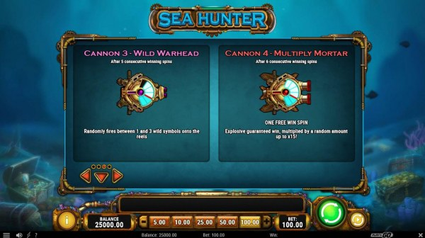 Sea Hunter screenshot