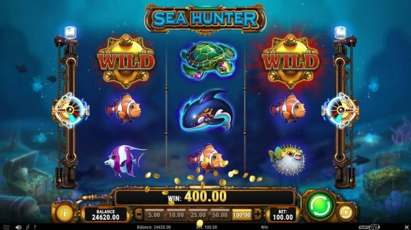 A winning Three of a Kind - Casino Codes