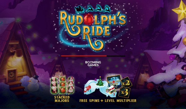 Rudolph's Ride by Casino Codes
