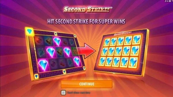 Casino Codes image of Second Strike