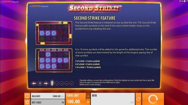 Second Strike screenshot