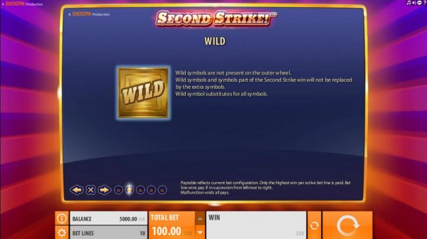 Second Strike by Casino Codes