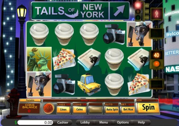 Images of Tails of New York