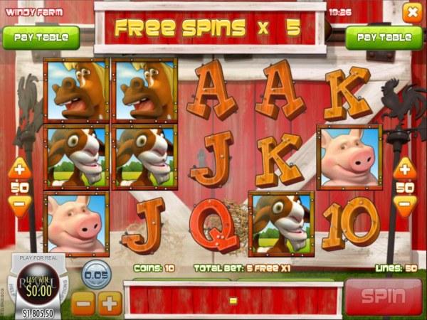 Windy Farm by Casino Codes