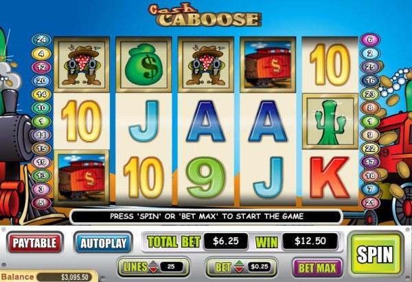 Casino Codes image of Cash Caboose