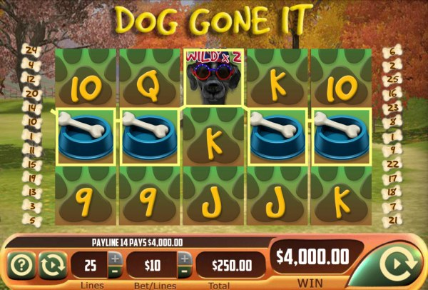Dog Gone It by Casino Codes