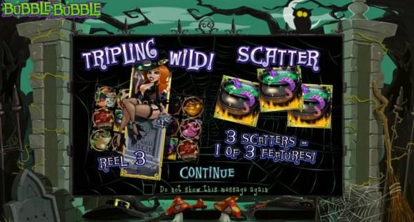 Casino Codes image of Bubble Bubble