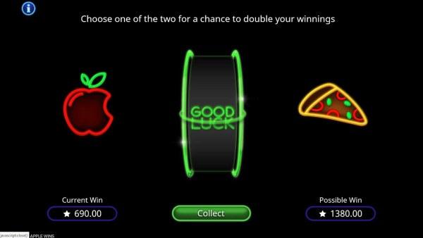 Casino Codes - Gamble Feature Game Board