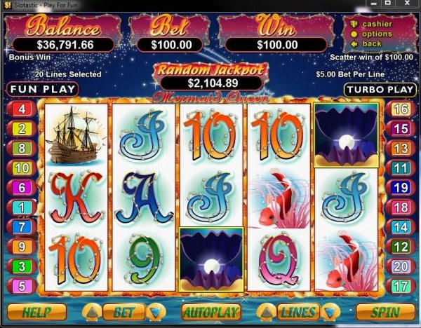 Casino Codes image of Mermaid Queen