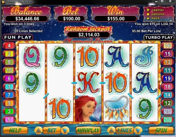 Mermaid Queen screenshot