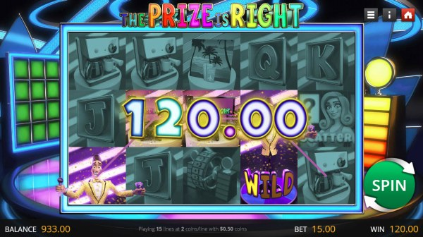 The Prize is Right screenshot