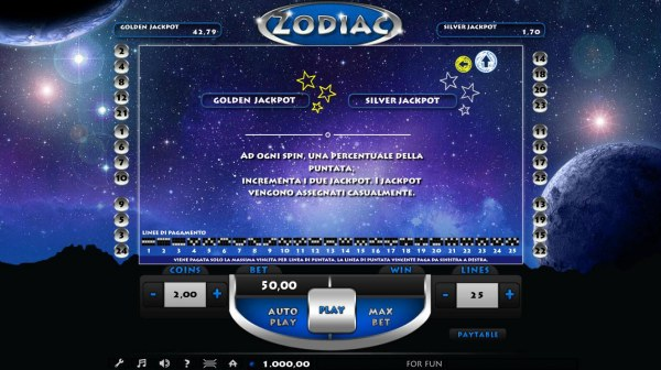 Jackpot Feature Rules by Casino Codes