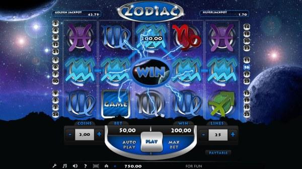 Casino Codes image of Zodiac