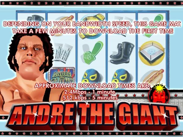 Andre the Giant by Casino Codes