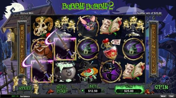 Casino Codes - Scatter Win