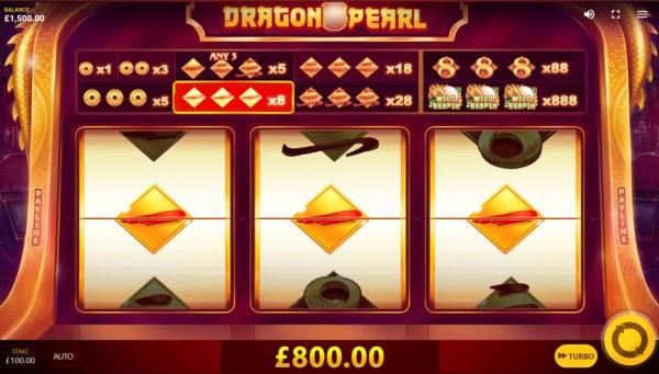 Dragon Pearl screenshot