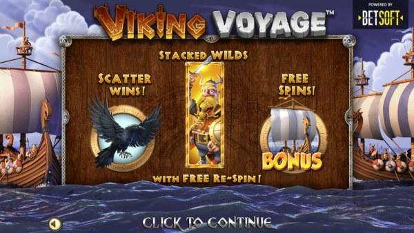 Images of Viking Voyage