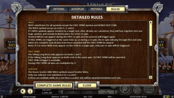 Viking Voyage by Casino Codes