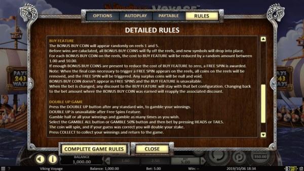 Casino Codes image of Viking Voyage