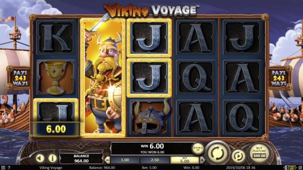 Viking Voyage screenshot