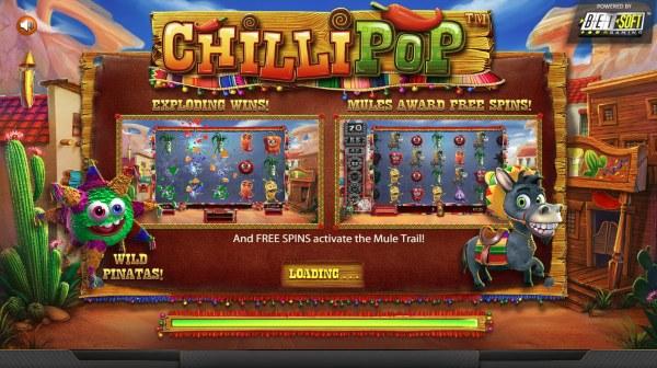 Chilli Pop by Casino Codes