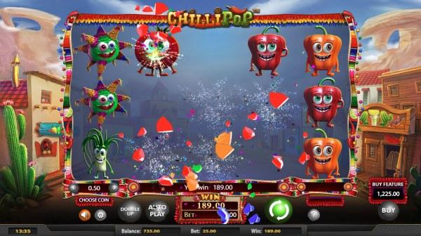 Chilli Pop screenshot